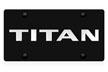 Nissan Titan Hood Scoops