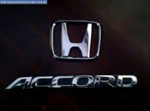 Honda Accord Hood Scoops