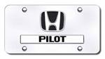 Honda Pilot Hood Scoops